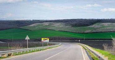 Водитель оценил качество молдавских дорог по шкале от 6 до 10 баллов.