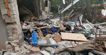 При взрыве газа в жилом доме в Галаце пострадали 5 человек.