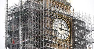 Счет за ремонт Биг-Бена увеличится до £80 миллионов.