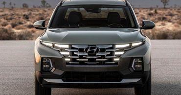 Первый пикап Hyundai представили официально