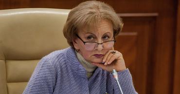 Спикер Парламента РМ Зинаида Гречаный. Фото: Point.md.