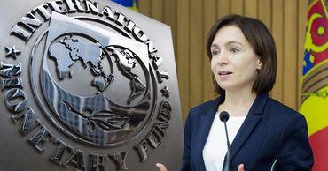 Международный валютный фонд раскрыл «секреты» правительства Майи Санду. Фото: Point.md.