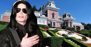 Джексон жил в Neverland в течение последних 15 лет вплоть до внезапной смерти. Фото: Point.md.