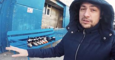 """Активисты """"СтопХам"""" помогли вернуть снаряжение, украденное молдаванами в Буковеле"""