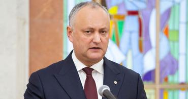 Додон заявил, что Россия и Китай помогут Молдове в борьбе с коронавирусом.