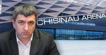 Депутат: Arena Chișinău была построена спешно и с нарушениями закона
