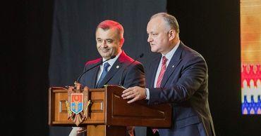 Додон назвал 4 задачи для развития сельского хозяйства в Молдове.
