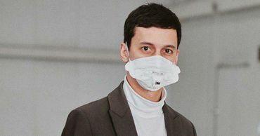 Депутат Верховной Рады Украины от «Слуги народа» Александр Горенюк.