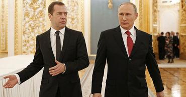 Правительство России подало в отставку после послания Путина.