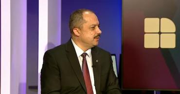 Новый министр образования, культуры и исследований Корнелиу Попович.