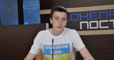 Украинский правозащитник Николай Кожушко.