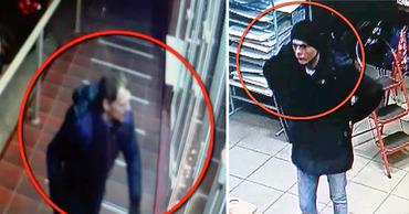 Столичная полиция разыскивает двух мужчин, подозреваемых в краже.