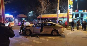 На Чеканах пр��изошла авария: есть пострадавшие.