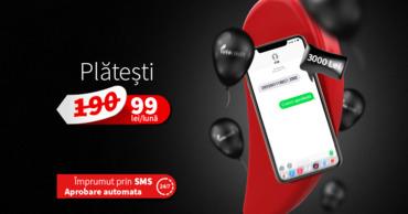 Телефон в кредит в молдове