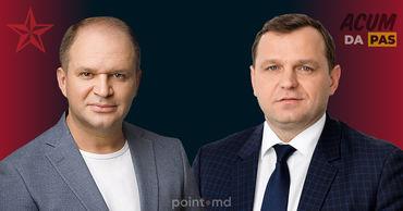 ЦИК начала подсчет результатов выборов на должность примара Кишинева.