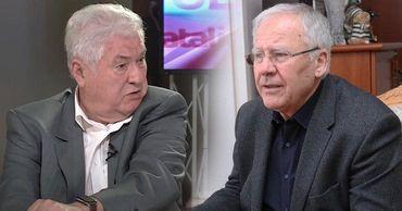Дьяков: Моему другу Владимиру Воронину сказали участвовать в выборах. Коллаж: Point.md