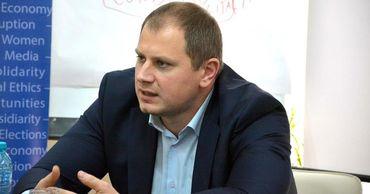 Гражданский активист Штефан Глигор.