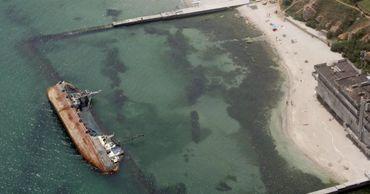 Завтра планируется операция по подъему «Делфи» со дна и постановке судна на киль.