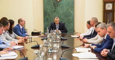 Премьер обсудил проблему орошения в Унгенском районе.