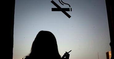 В Австрии ввели штраф в тысячу евро за курение в барах и ресторанах.
