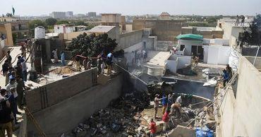 В Airbus сообщили, что потерпевший крушение в Пакистане A320 эксплуатировался с 2004 года.