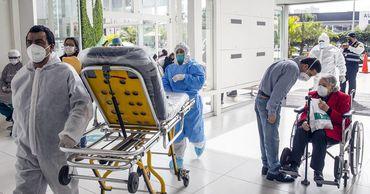 В Британии выявили рекордное число заболевших COVID-19 с начала пандемии.