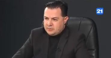 Валерий Осталеп, экс-вице-министр иностранных дел.