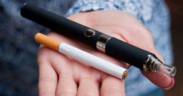 Резкие надписи отталкивают курильщиков от перехода с обычных сигарет на электронные.