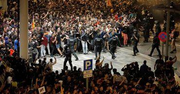 Гражданам Молдовы рекомендуют воздержаться от поездок в Барселону.