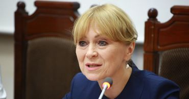 Советник президента по вопросам здравоохранения Алла Немеренко.
