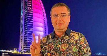 Ренато Усатый отправился в Дубай для получения второй дозы вакцины. Фото: cenzura.md.