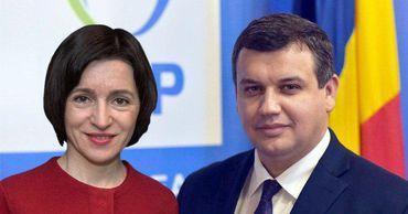 Член Европарламента: Майя Санду - будущий президент Республики Молдова.