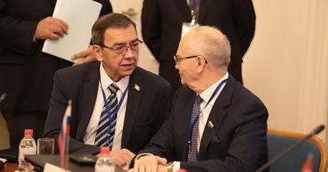Головатюк принял участие в заседании Комиссии по экономике стран СНГ.