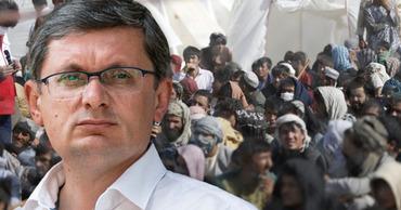 Гросу о приеме афганских беженцев: Проанализируем, чем можем помочь