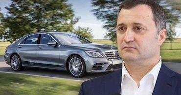 Филат: Тому, кто найдет у меня Mercedes S-Class, я его подарю. Коллаж: Point.md