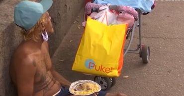 Бразилию накрыл массовый голод из-за пандемии коронавируса.