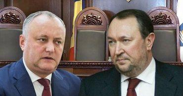 Тэнасе: Реформа КС - это желание Игоря Додона, чтобы ему не мешали