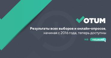 На Votum.md можно сравнить результаты прошлых выборов.