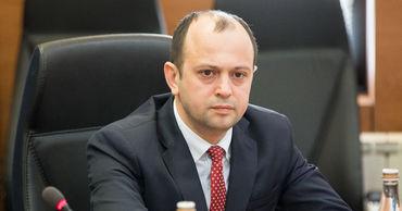 Министр иностранных дел Олег Цуля.