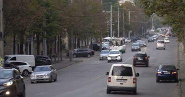 Движение на некоторых участках улиц 31 Августа 1989 г. и Ион Крянгэ будет остановлено.