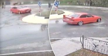 В Криулянах оштрафовали водителей за агрессивное вождение.