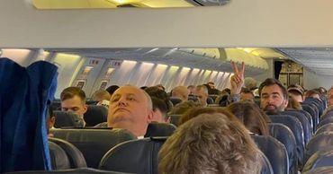 Президент Молдовы полетел в Мюнхен рейсом из Киева.