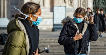 В Болгарии из-за коронавируса объявлена чрезвычайная эпидемическая ситуация.