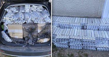 Таможенники изъяли партии контрафактных сигарет на 1 миллион леев.