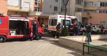 В Кишиневе 2-летний ребенок упал с 9-го этажа, малыш погиб.
