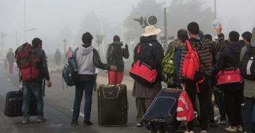 Норвегия примет 800 ливийских беженцев из лагерей Румынии и Руанды.
