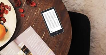 Xiaomi выпустила электронную книгу с 5-дюймовым экраном.