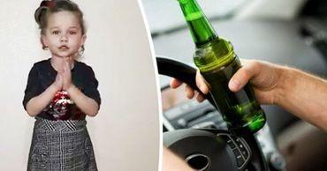 Эмоциальное обращение девочки к водителям тронуло пользователей сети. Коллаж: Stiri.md