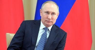 Путин оценил резкую критику в свой адрес: Неинтересно.