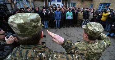 На Украине пришла повестка в армию 12-летнему мальчику.